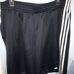 Nike Adidas Athletic Mens Short Lot Size XXL Navy